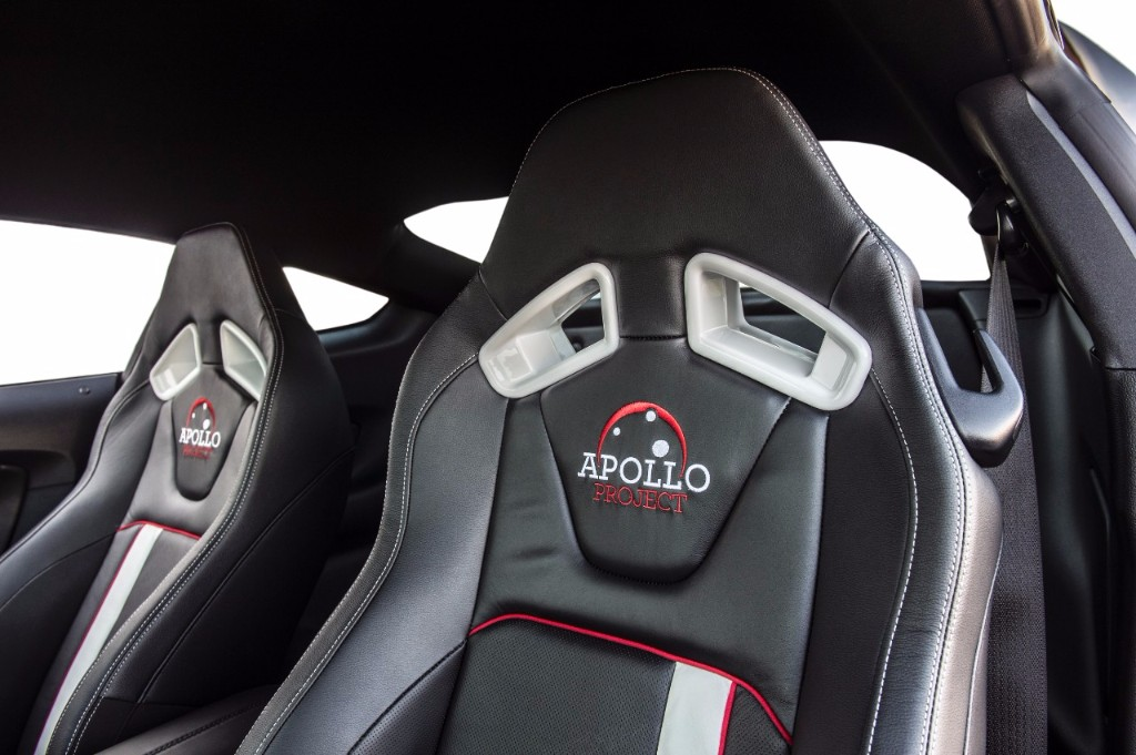 Ford Mustang GT Apollo Edition: El Mustang más espacial de todos 3