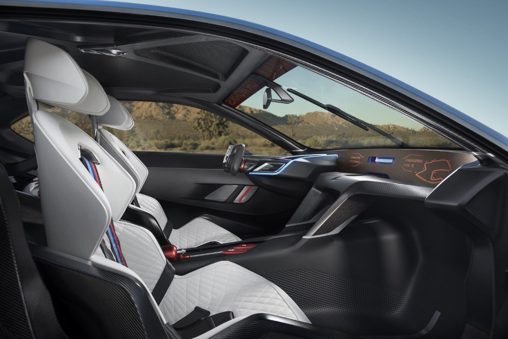 BMW 3.0 CSL Hommage R: Ahora, mejorado y con la vestimenta de guerra 3