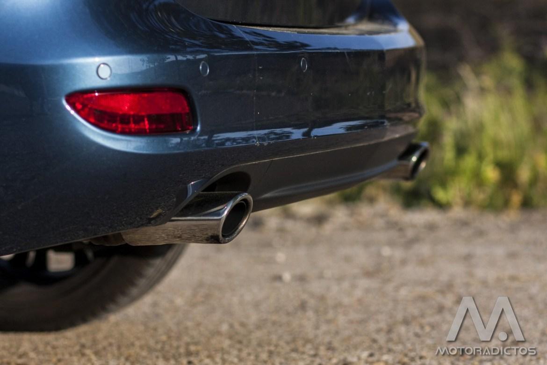 Prueba: Opel Zafira Tourer Turbo 200 CV (equipamiento, comportamiento, conclusión) 6