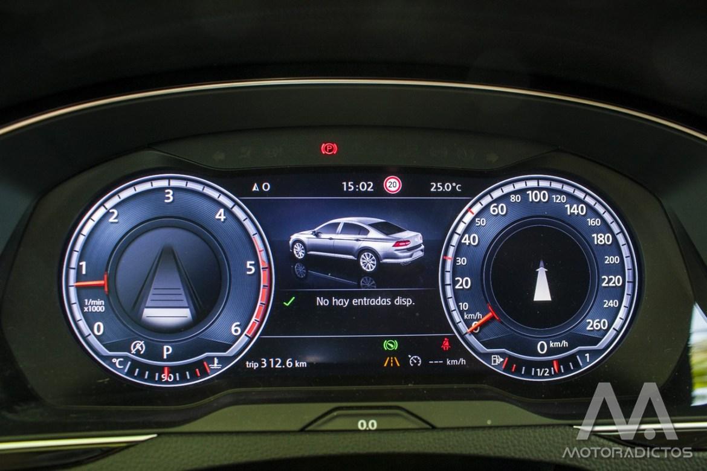 Prueba: Volkswagen Passat 2.0 TDI 150 CV Sport (diseño, habitáculo, mecánica) 10