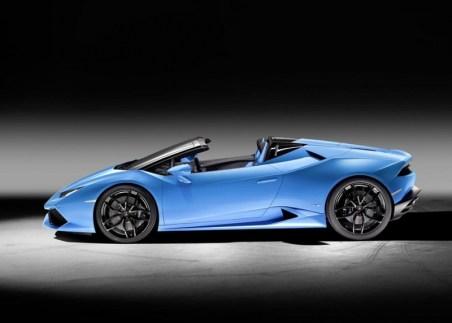 Lamborghini Huracán LP 610-4 Spyder: Despeinándote a 325 km/h