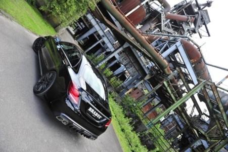 Brabus PowerXtra B40-600: un Mercedes C63S con 600 CV