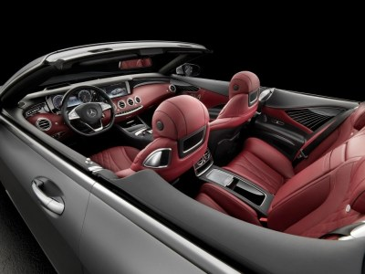 Mercedes Clase S Cabrio: Lujo sin capota