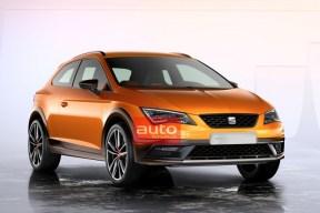 SEAT León Cross Sport Concept: A caballo entre el León Cupra y X-Perience