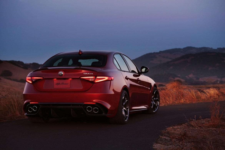 Alfa Romeo presenta el Giulia americano en Los Ángeles 2