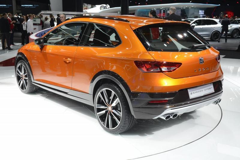 El SEAT Leon Cross Sport inspirará el crossover español definitivo, será cinco puertas 2