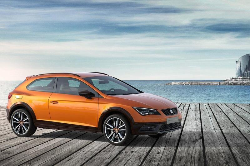 El SEAT Leon Cross Sport inspirará el crossover español definitivo, será cinco puertas 3