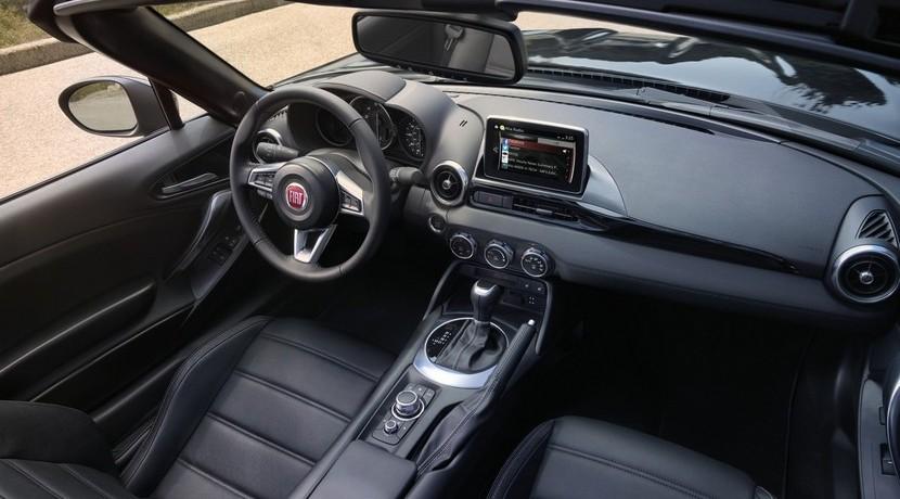 Fiat 124 Spider: El roadster italiano con raíces japonesas ya es oficial 3