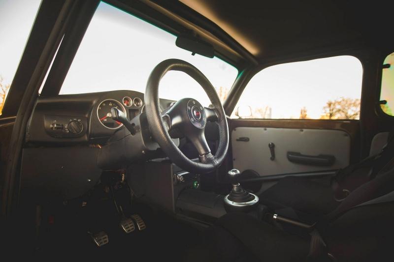 Vídeo: Este Trabant 1.8 Quattro con 270 CV tiene poco que ver con los que has visto hasta ahora 3