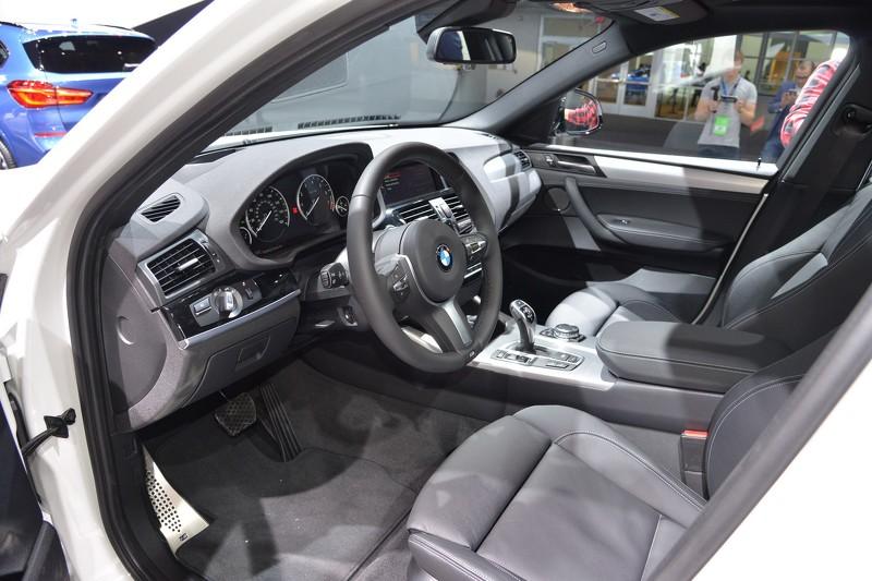 Desde Detroit: BMW X4 M40i 3