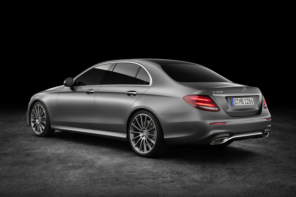 Oficial: nuevo Mercedes Clase E, primeras imágenes oficiales 5