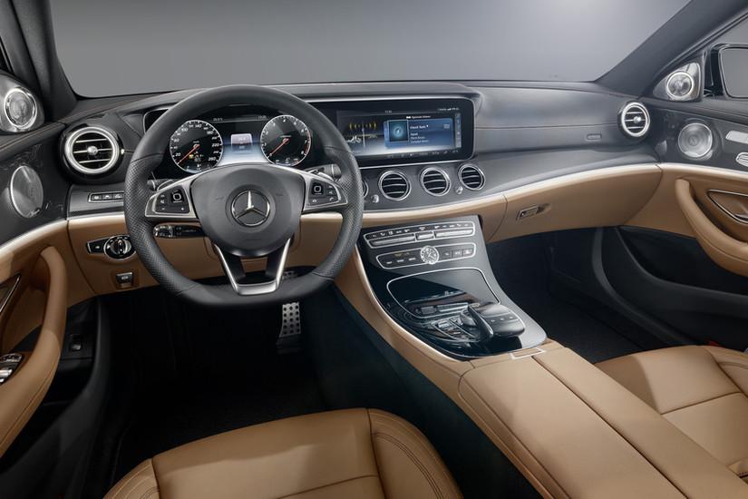 Oficial: nuevo Mercedes Clase E, primeras imágenes oficiales 8