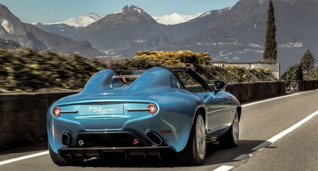 Así es el Alfa Romeo Disco Volante Spider: Sólo se fabricarán 7 unidades por parte de Carrozeria Touring Superleggera 3