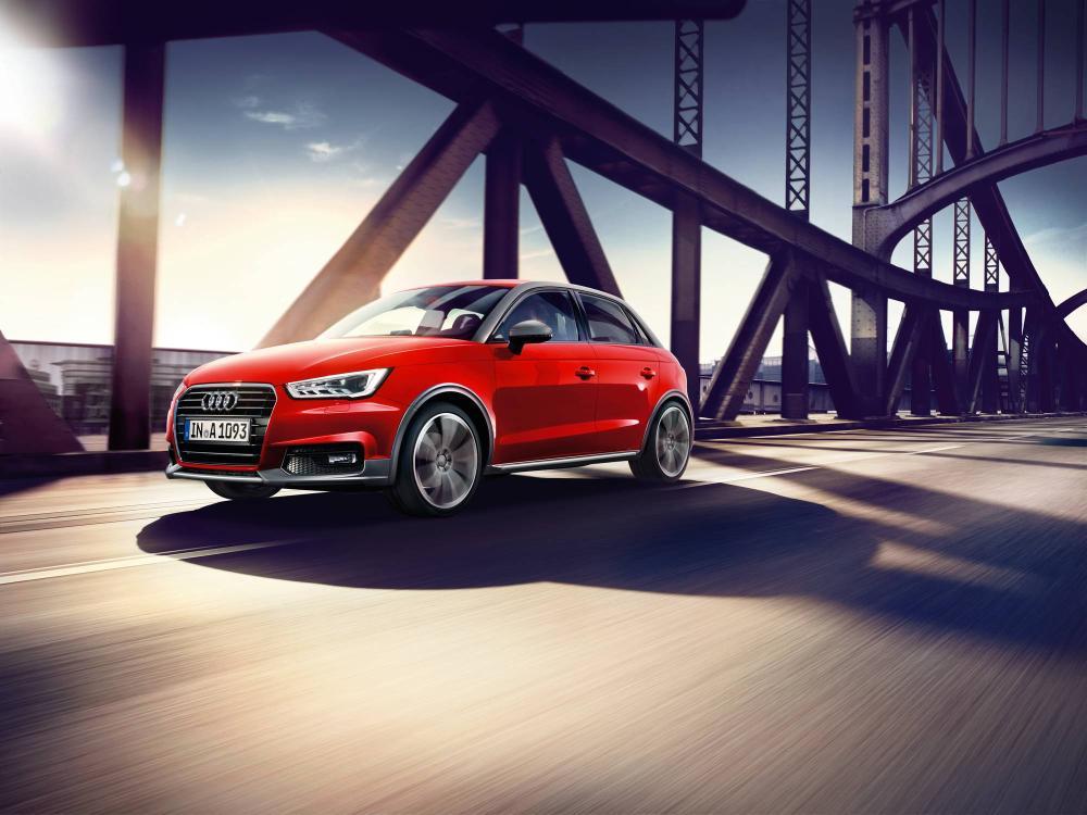 Audi A1 Active Kit: El pequeñín se pone el traje de explorador 2