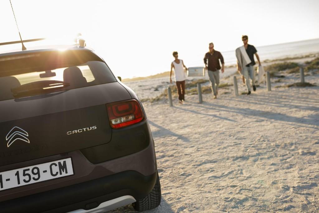 Citroën C4 Cactus Rip Curl: Más aventurero (pero de verdad) y surfista 3