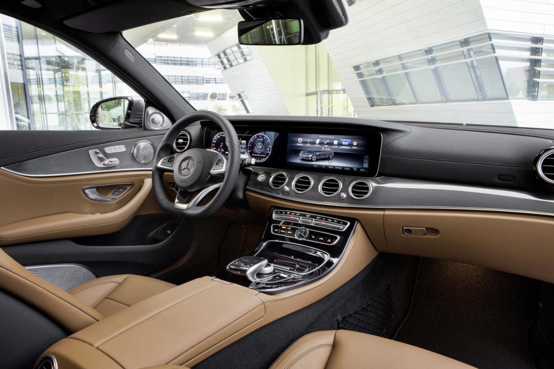 El nuevo Mercedes Clase E disponible desde Abril: Necesitarás, al menos, 48.900 euros... 3