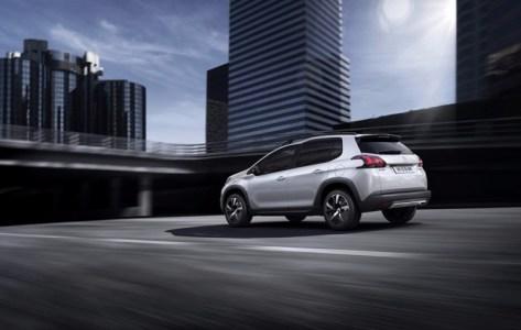 Peugeot 2008 2016: El crossover recibe una actualización tras tres años en el mercado