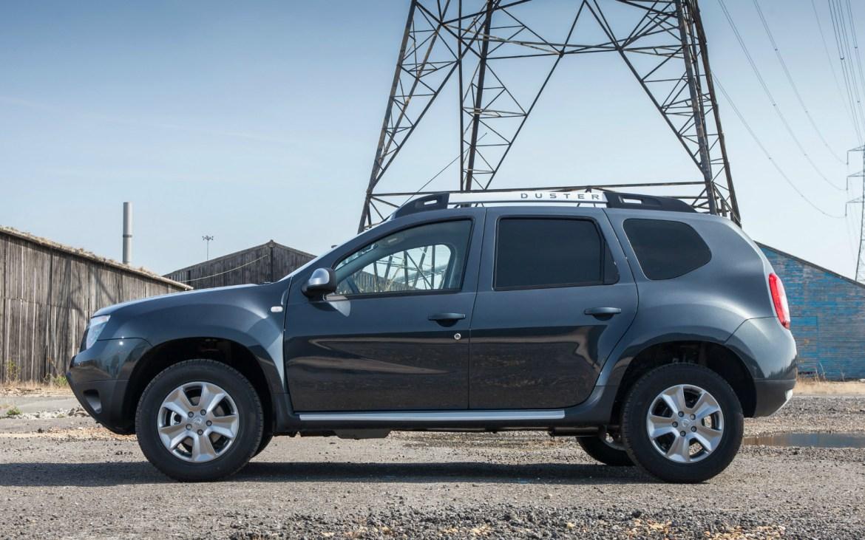 El nuevo Dacia Duster arrancará las ventas en 2017, un salto hacia adelante en calidades 2