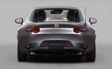 Mazda MX-5 RF: Ya está aquí el MX-5 de techo duro
