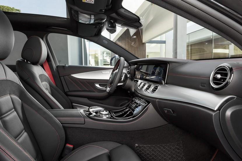 Mercedes-AMG E 43 4MATIC: El V6 biturbo de 401 CV que dan vida al Clase E más potente (de momento) 3