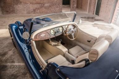Morgan 4/4: Celebrando el 80 aniversario del icónico modelo