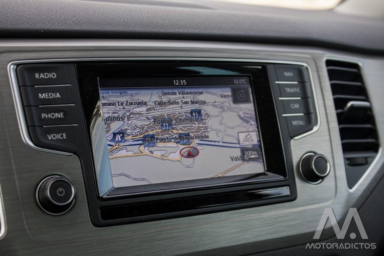 Prueba: Volkswagen Golf Sportsvan 1.6 TDI 110 CV DSG (equipamiento, comportamiento, conclusión) 2