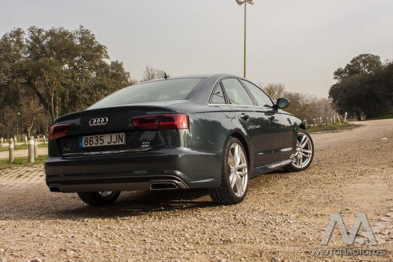 Prueba: Audi A6 2.0 TDI 190 CV Ultra S line Edition (equipamiento, comportamiento, conclusión) 2