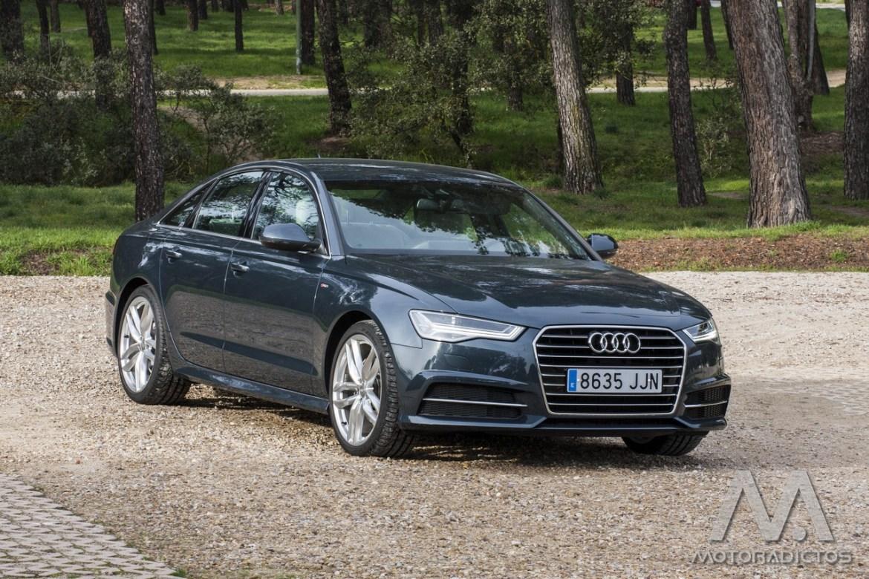 Prueba: Audi A6 2.0 TDI 190 CV Ultra S line Edition (equipamiento, comportamiento, conclusión) 3