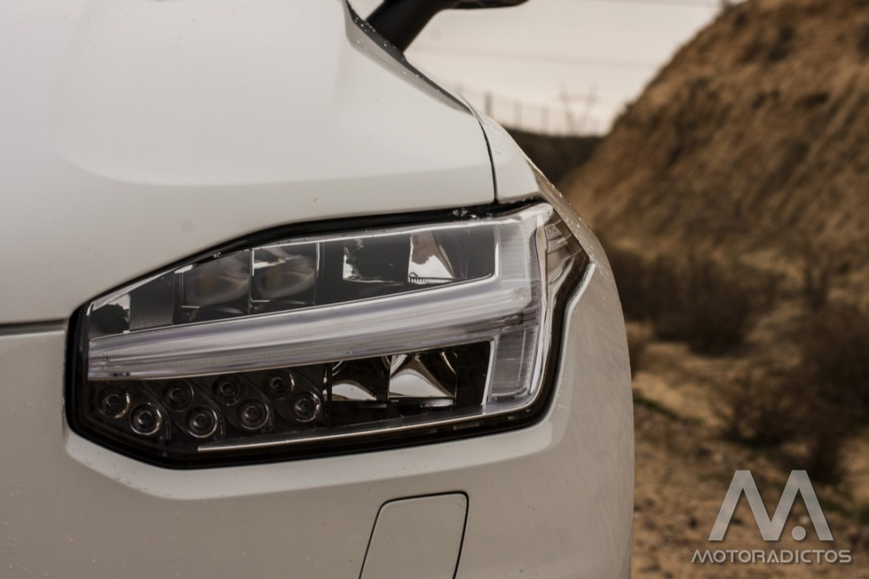 Prueba: Volvo XC90 D5 AWD (diseño, habitáculo, mecánica) 2