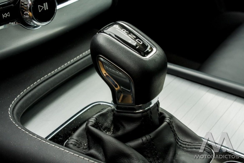 Prueba: Volvo XC90 D5 AWD (diseño, habitáculo, mecánica) 11