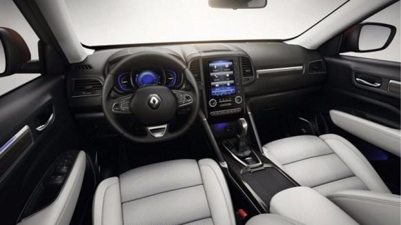Este es el nuevo Renault Koleos que llegará al mercado en 2017: Un peldaño por encima del Kadjar