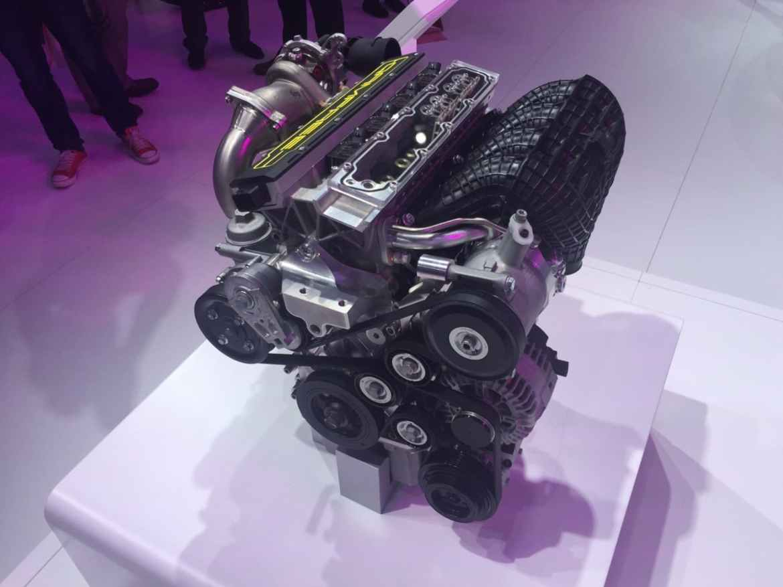¿Un motor sin árbol de levas? Qoros y FreeValve AB (Koenigsegg) lo muestran en Pekín 2