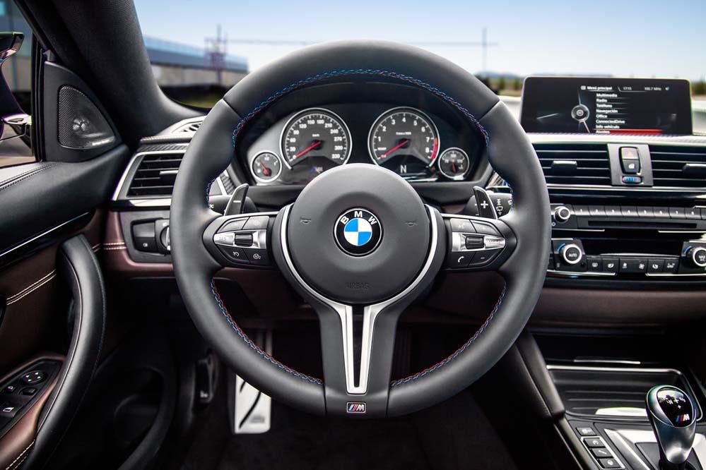 Así es el BMW M4 CS: Sólo se fabricarán 60 unidades destinadas a España 5