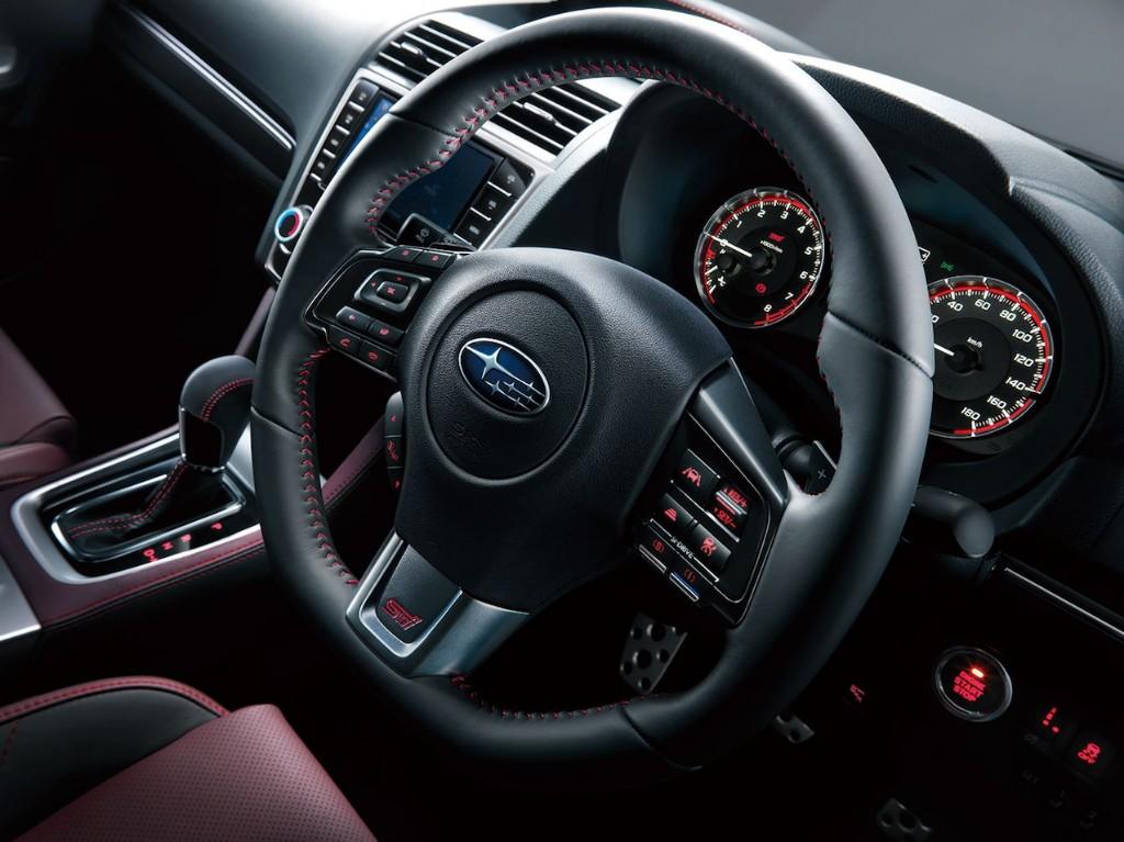 El Subaru Levorg STI Sport Wagon combina amplitud y hasta 300 CV de potencia 4