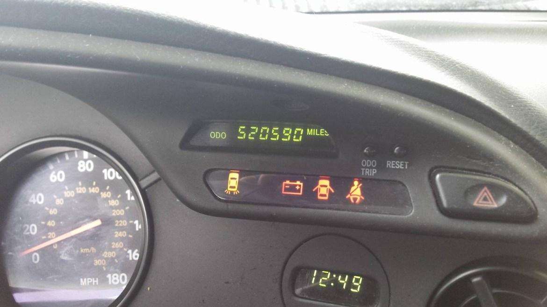 Este Toyota Supra MKIV tiene 837.000 sin haber cambiado motor: ¡Tal como lo ves! 1