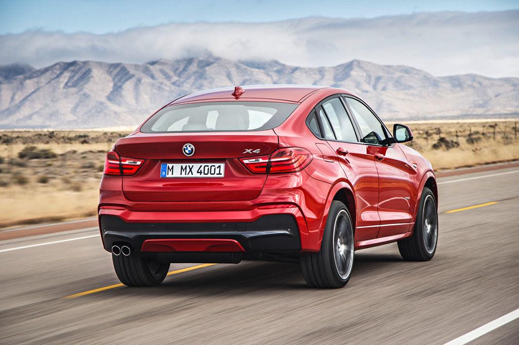 Más cerca de los BMW X3 M y X4 M, alcanzarán los 500 caballos 1