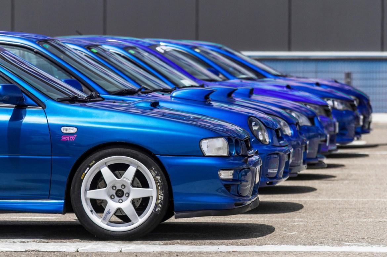 ¿110 Subarus juntos en España? Sí, en la IV Concentración Nacional 1