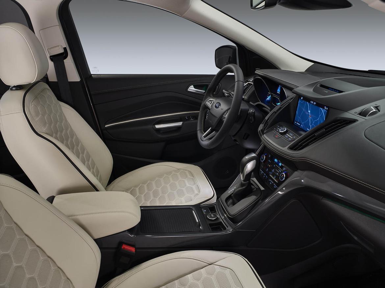Ford Kuga Vignale: Lujo y personalización en el SUV de tamaño medio 1