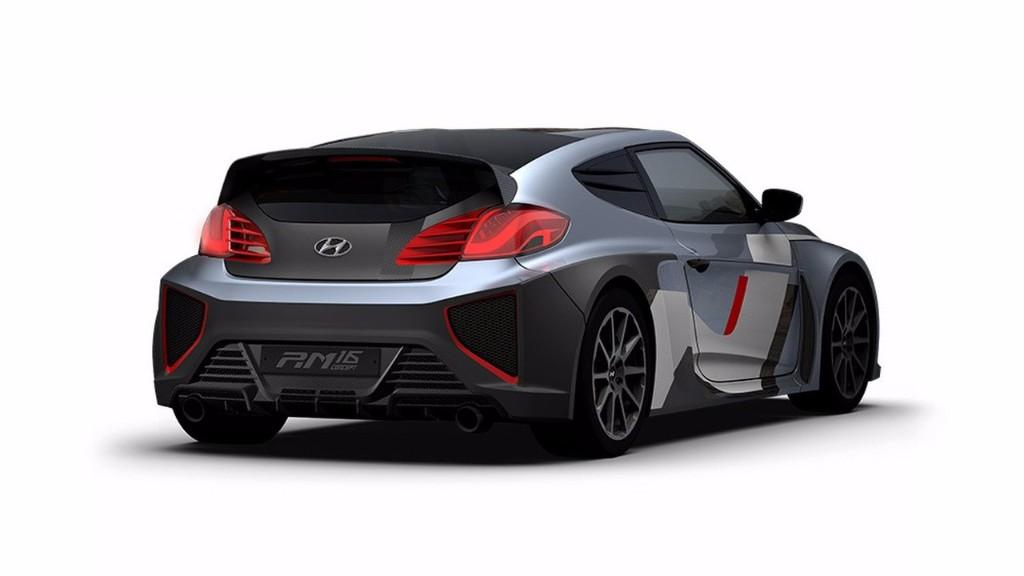 Hyundai RM16 Concept: N Performance continúa calentando motores con un Veloster de 300 CV 3