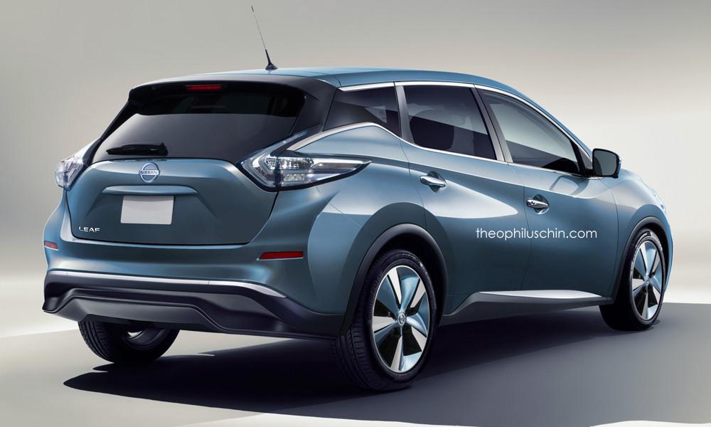La nueva generación del Nissan Leaf tendrá hasta 540 kilómetros de autonomía 1