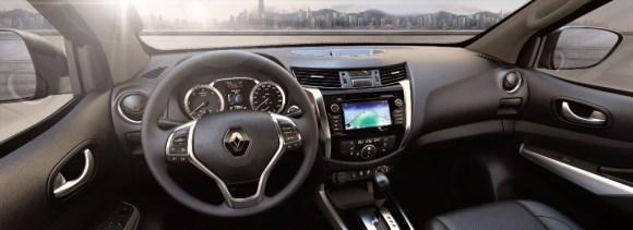 Renault Alaskan: El primer pick-up de la marca... ¡que se fabricará en Barcelona!