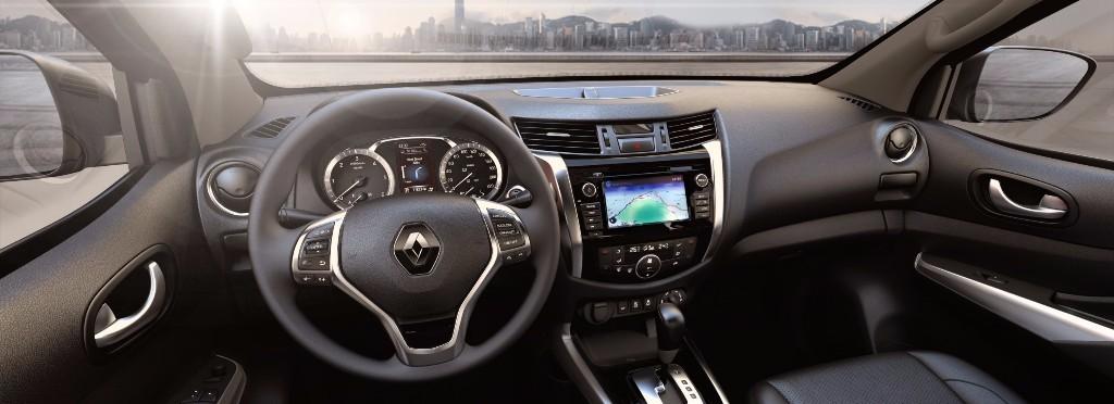 Renault Alaskan: El primer pick-up de la marca... ¡que se fabricará en Barcelona! 3