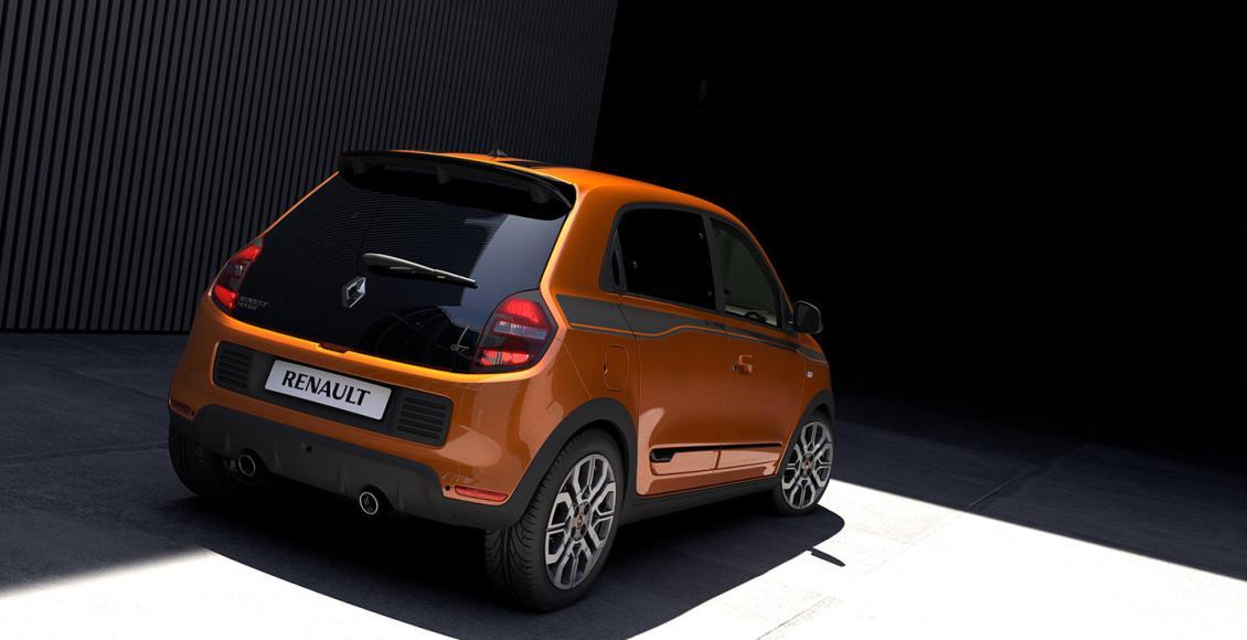 Renault Twingo GT: 1.100 kg, propulsión trasera y 110 CV 4