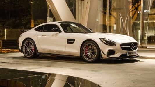 RevoZport le añade un toque picante a tu AMG GT S y lo deja en 659 CV