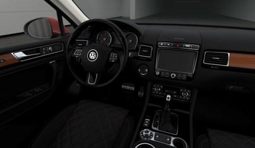 Volkswagen Touareg Executive Edition: Más equipamiento extra
