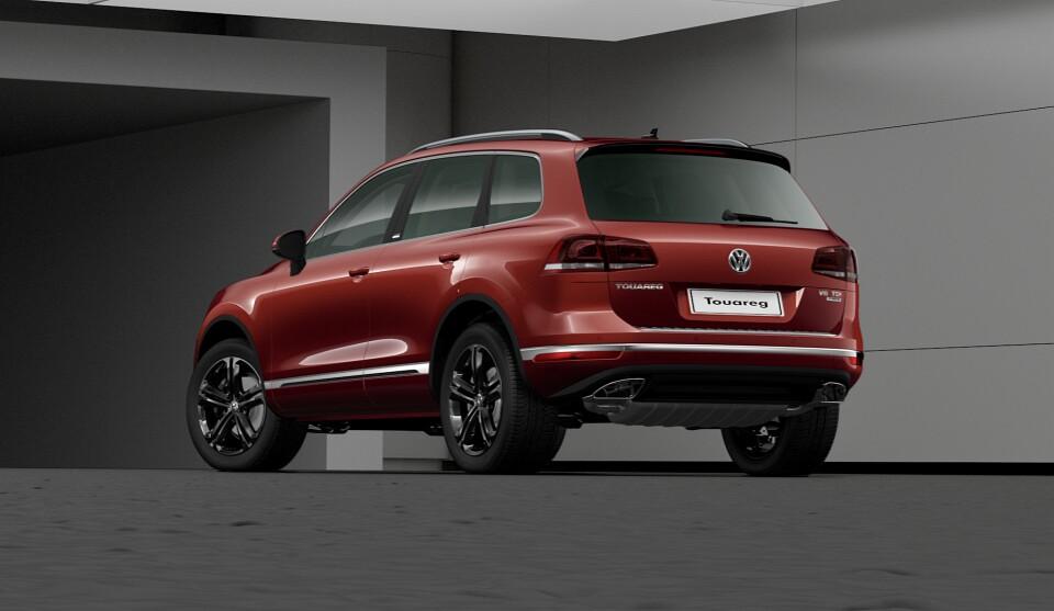 Volkswagen Touareg Executive Edition: Más equipamiento extra 5