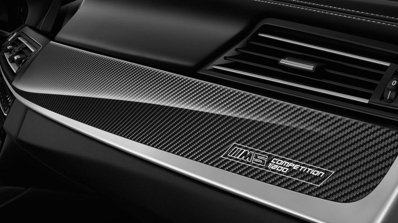 BMW M5 Competition Edition: solo 200 unidades y 600 caballos 4