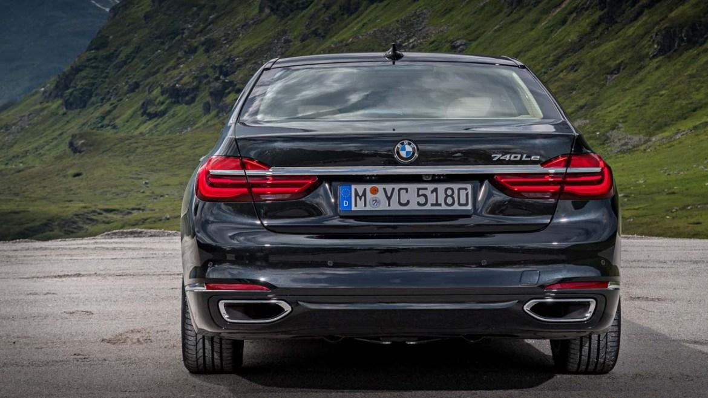 El BMW Serie 7 iPerformance híbrido enchufable llega a España desde 102.500 euros 2