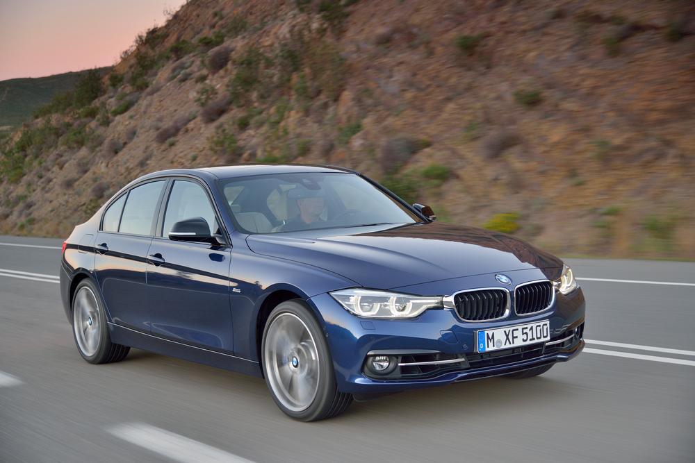 El próximo BMW Serie 3 incluirá un modelo totalmente eléctrico 2