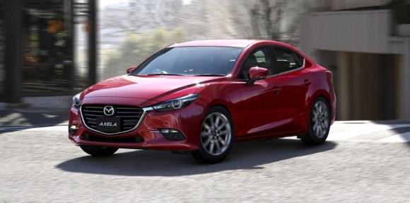 Mazda3 2017: Ahora con Skyactiv-Vehicle Dynamics, mayor control sobre el chasis